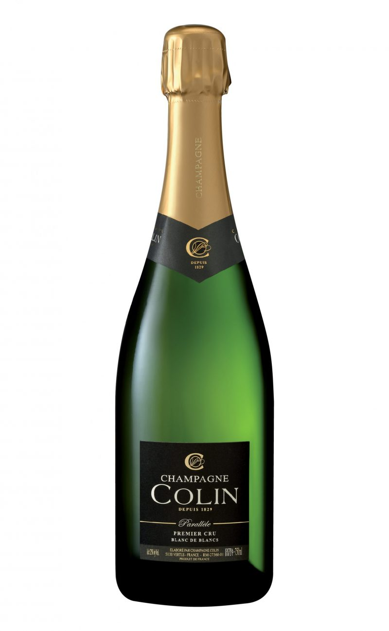 Cuvée Parallèle Champagne extra brut Colin, SimplyChampagne