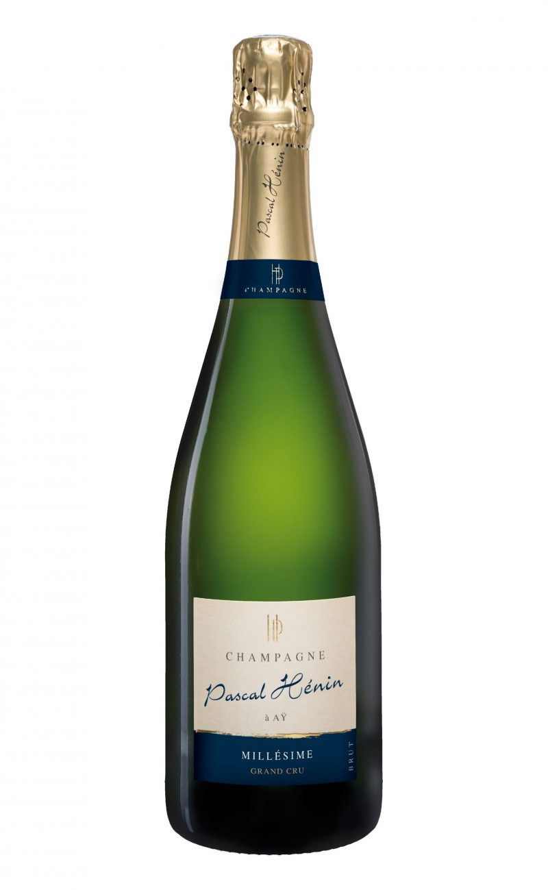 Champagne Millésime 2012 Extra Brut Grand Champagne Cru Pascal Hénin, SimplyChampagne, Singapore