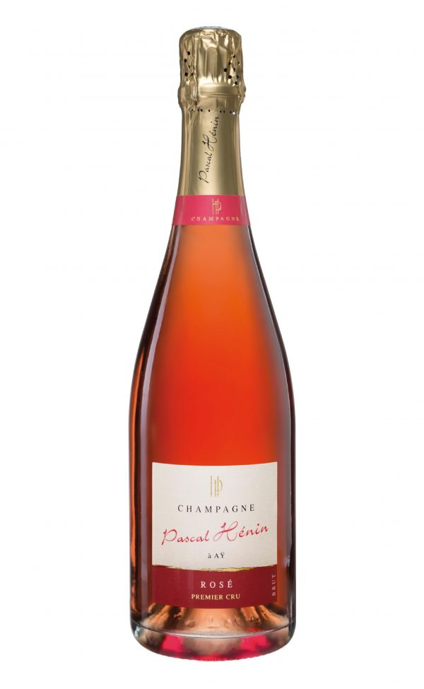 Grand Cru Rosé Brut, champagne Pascal Hénin, SimplyChampagne, Singapore